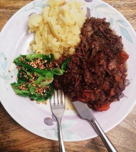 (stew) served