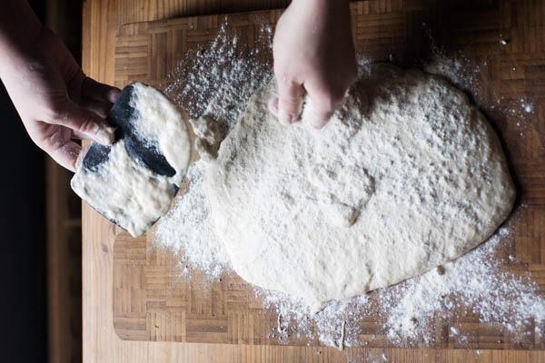 stotty bread stotty cake stottie recipe dough